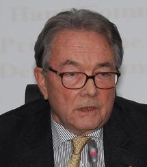 Intervention de M. J. L. Reiffers, Président du Conseil Scientifique de l'Institut de la Méditerranée