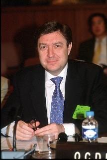 Intervention de M. E. Giovannini, Président de l'Institut National des Statistiques, ISTAT, Italie