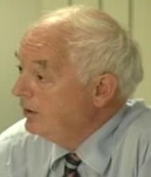 M. l'Amiral Jean Dufourcq, directeur de recherche à l'Ecole Militaire de Paris (France).