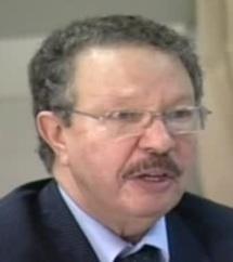 M. Ahmed Lahlimi Alami, Haut Commissaire au Plan, Maroc.