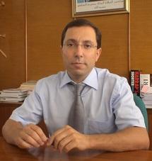 M. Mohammed Taamouti, directeur de la Statistique (HCP).