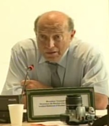 M. Youssef Courbage, directeur de recherche en démographie, INED(France).