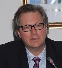 Paul Schreyer, Directeur de la Statistique à l'OCDE