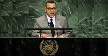 Discours prononcé par SM le Roi devant le sommet sur les OMD