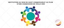Institution au sein du Haut-Commissariat au Plan d'une Commission de veille ODD