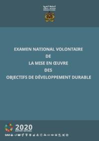 Rapport National 2020 sur la mise en œuvre par le Royaume du Maroc des Objectifs de Développement Durable