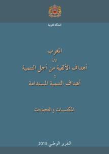 Rapport National 2015 OMD  التقرير الوطني 2015