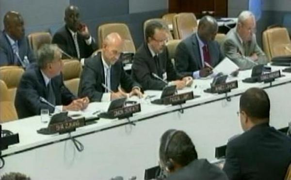 Intervention du Haut Commissaire au Plan au side event organisé en marge de la Réunion Plénière de Haut Niveau de l'Assemblée Générale des Nations Unies